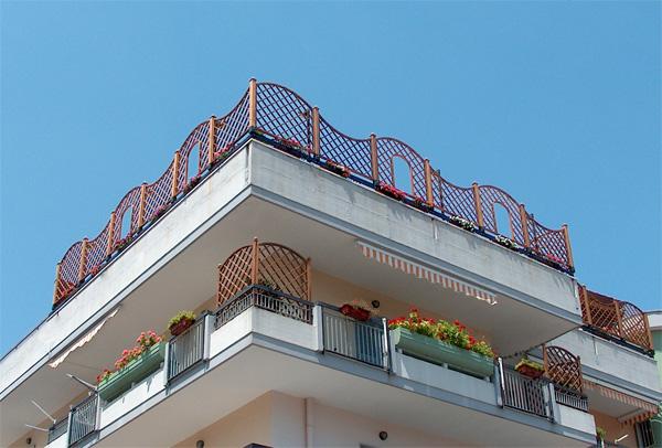 Beautiful Recinzioni In Legno Per Terrazzi Images - Design Trends ...